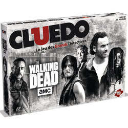 Cluedo The Walkind Dead