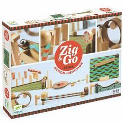 Parcours Zig & Go 48 pièces
