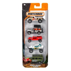 Coffret 5 véhicules - Matchbox
