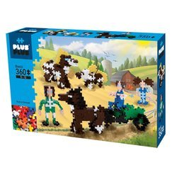 Box Mini Basic 360 pièces - La vie au ranch