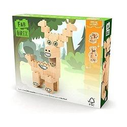 Fabrique animaux de la forêt 26pièces