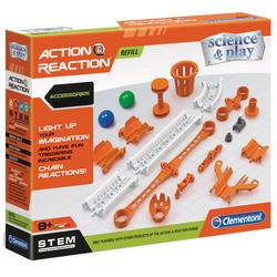 Action et réaction accessoires