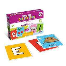 Mon jeu des lettres les Maternelles