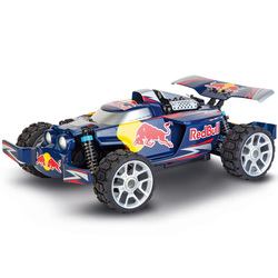 Buggy radiocommandé Red Bull