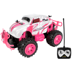 Buggy radiocommandé turbo challenge girly adventure