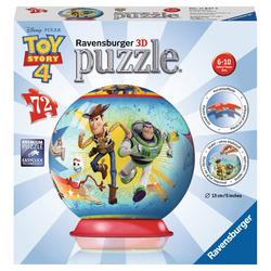 Puzzle 3D Rond 72 pièces Disney Toy Story 4