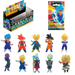 Figurine à collectionner Dragon Ball Super 5 cm Série 2
