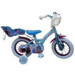 Vélo 12 pouces Disney La Reine des Neiges 2