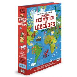 Le monde des mythes et des légendes - Voyage, découvre, explore