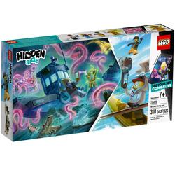 70419 - LEGO® Hidden Side Le bateau hanté