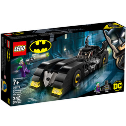 76119 - LEGO® DC Comics Super Heroes Batmobile la poursuite du Joker