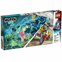 70423 - LEGO® Hidden Side Le Bus Scolaire Paranormal