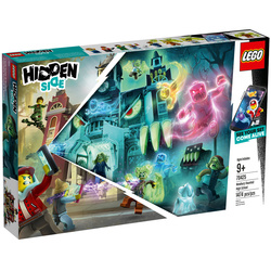 70425 - LEGO® Hidden Side L'école hantée de Newbury
