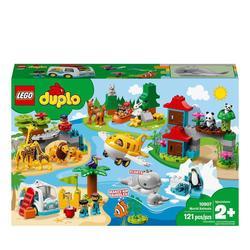 10907 - LEGO® DUPLO Les animaux du monde