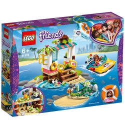 41376 - LEGO® Friends la mission de sauvetage des tortues