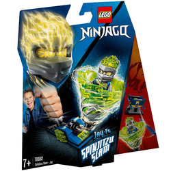70682 - LEGO® NINJAGO Spinjitzu Slam Jay