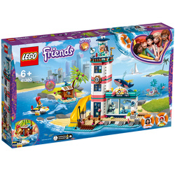 41380 - LEGO® Friends Le centre de sauvetage du phare