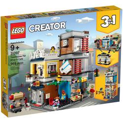 31097 - LEGO® Creator L'animalerie et le café