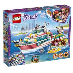 41381 - LEGO® Friends Le bateau de sauvetage