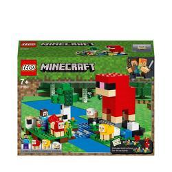 21153 - LEGO® Minecraft La ferme à laine