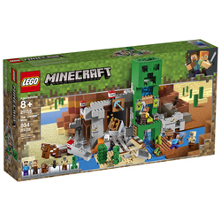 21155 - LEGO® Minecraft La mine du Creeper