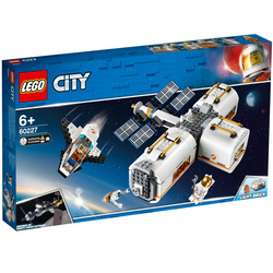 60227 - LEGO® City Space La station spatiale lunaire