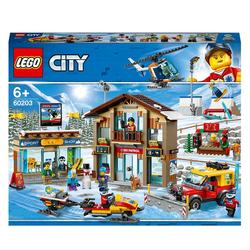 60203 - LEGO® City La station de ski