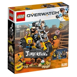 75977 - LEGO Overwatch Chacal et Chopper