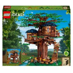 21318 - LEGO® Ideas La cabane dans l'arbre