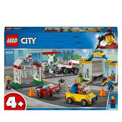 60232 - LEGO® City Town Le garage central