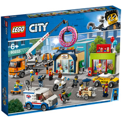 60233 - LEGO® City Town L'ouverture du magasin de donuts