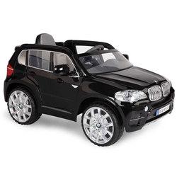 Véhicule électrique BMW X5 SUV 12V noir avec télécommande