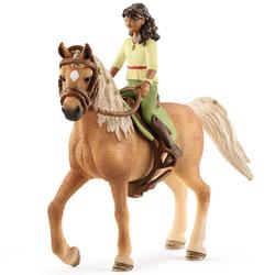 Figurines Horse Club Sarah et Mystery