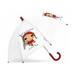 Parapluie fille Paris