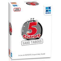 5 secondes sans tabous