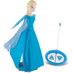 Figurine interactive Elsa Patine et Chante La Reine des Neiges 2