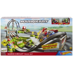 Circuit Deluxe Mario Kart Hot Wheels