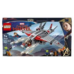 76127-LEGO® Marvel Super Heroes - Captain Marvel et l'attaque du Skrull