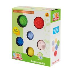 Balles souples 6 pièces