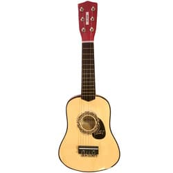 Guitare en bois 75 cm