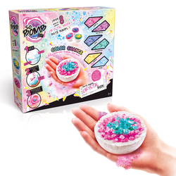 Kit Bath Bomb Crystal x8