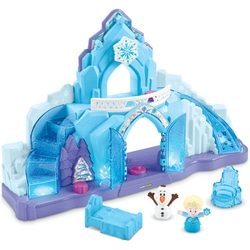 Château de Glace de Elsa La Reine des Neiges 2