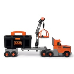 Camion de construction Black & Decker