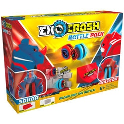 Exocrash Battle Pack