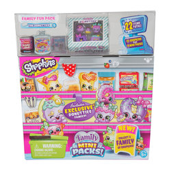 Shopkins 10 - Family Mart Mega Pack