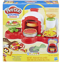 Pâte à modeler - La Pizzeria Play-Doh Kitchen