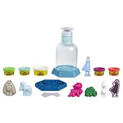 Pâte à modeler - La Boule à neige Elsa de Play-Doh - Disney La Reine des neiges 2