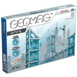 Geomag pro-L New York Skyline 174 pièces