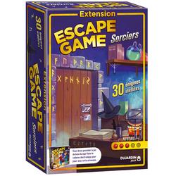 Extension Escape Game Sorciers