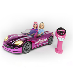 Barbie-Cabriolet Fashion radiocommandé